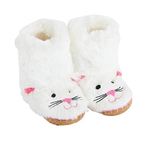 6b6592f4e62 Cat Slouch Slippers Kids Medium